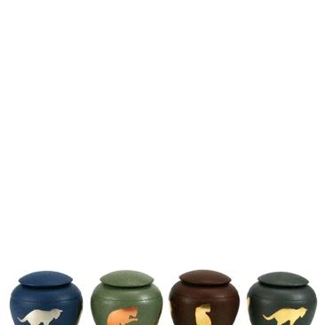 koperen urne - prijs 95 euro/stuk